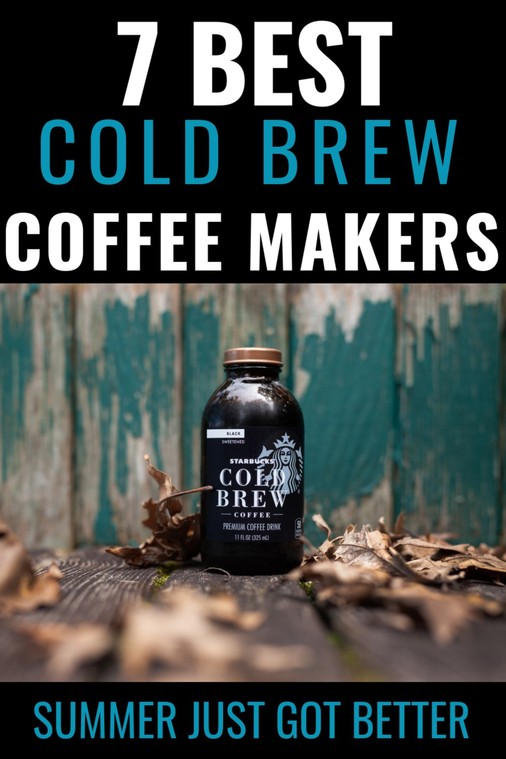7 Best Cold Brew Coffee Makers In 2020. Are You Ready For Summer?