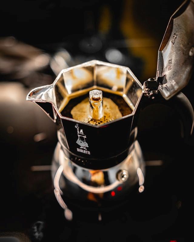 Moka Pot Coffee and Espresso Maker