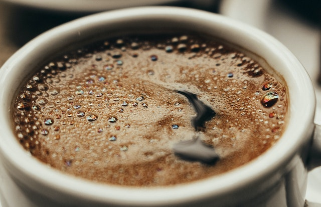 Coffee can cause symptoms of caffeine withdrawal