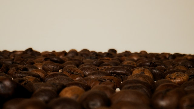 What to do with old coffee beans - make choco covered beans!