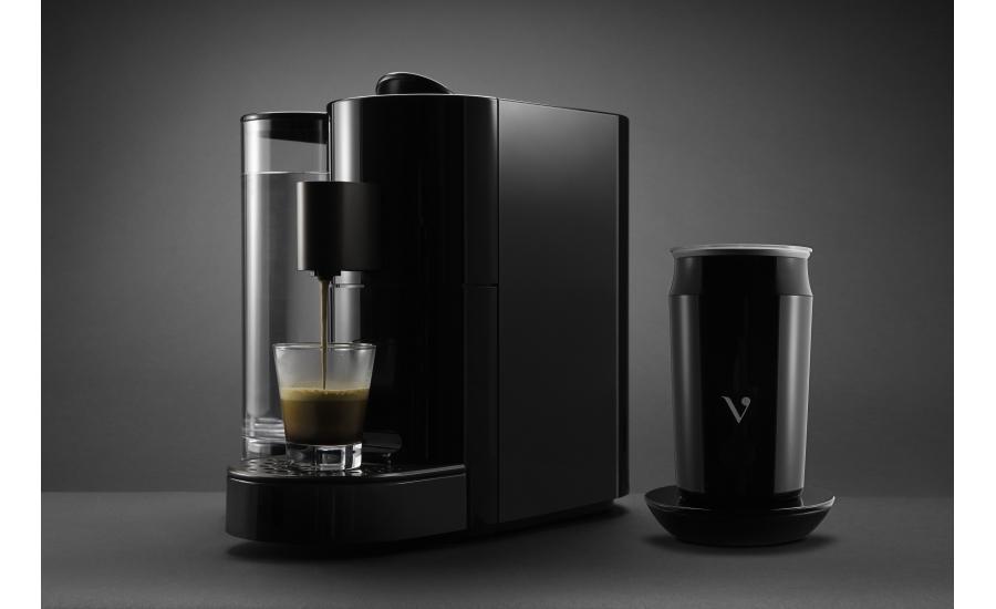 Verismo vs Keurig: Verismo coffee machine